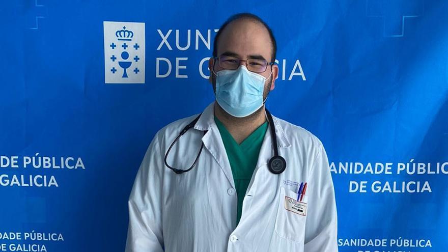 """Mensaje desde el Hospital de A Coruña: """"Seguimos ingresando a pacientes jóvenes con coronavirus"""""""