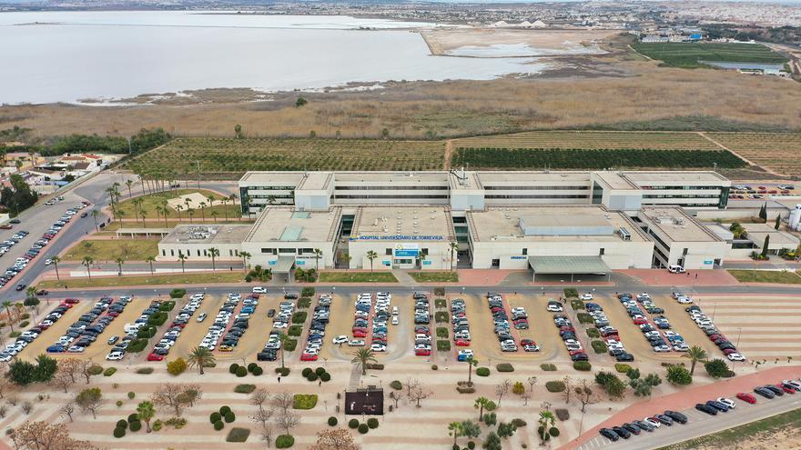 El número de casos diagnósticados de covid desciende un 28% en una semana en el departamento de Torrevieja