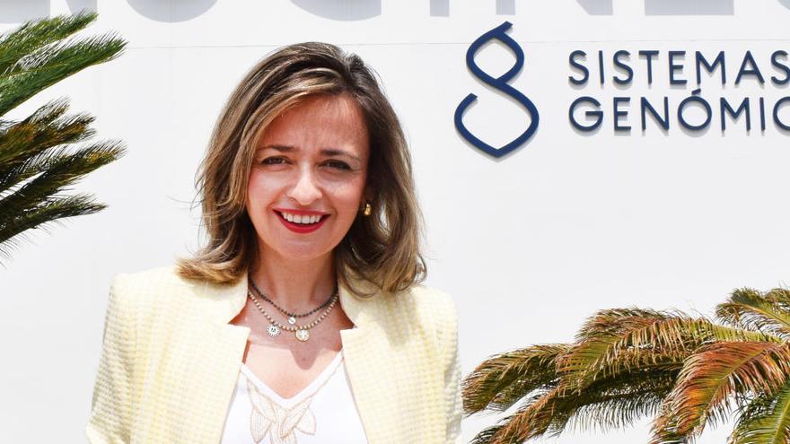 La bióloga molecular valenciana, Mayte Gil, nueva directora de Ascires Sistemas Genómicos