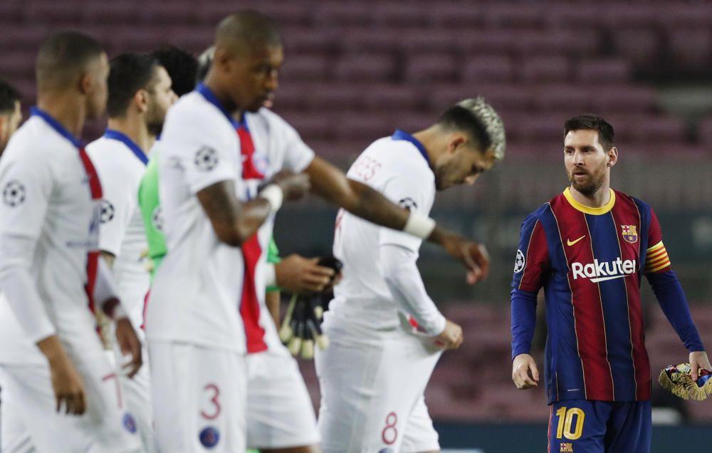 Champions League   Barcelona - PSG