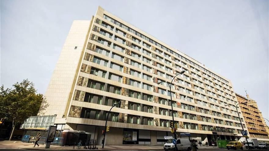 Meliá acuerda con Bankinter el traspaso de 8 hoteles, uno en Zaragoza