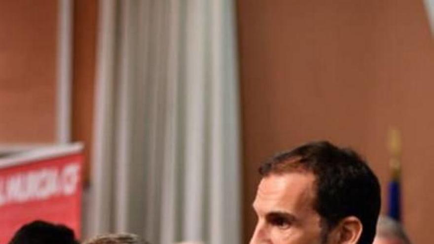 Francisco Tornel sustituye a Almela en la presidencia del Real Murcia