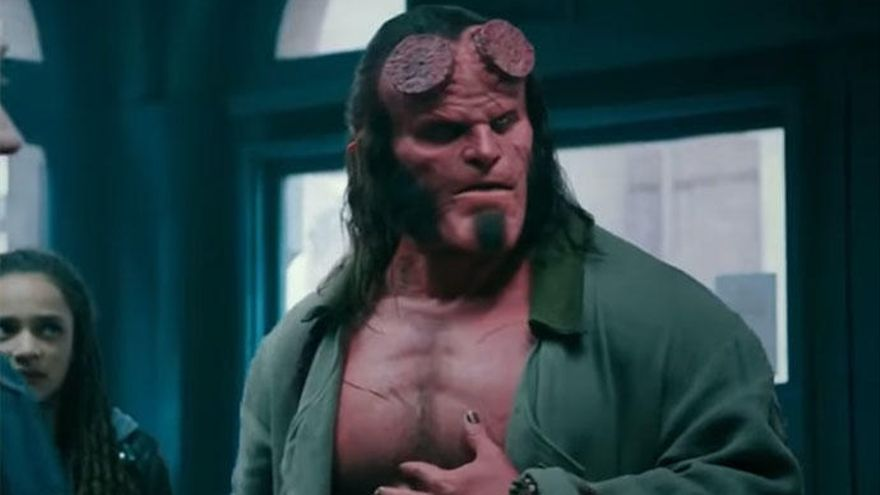 'Hellboy', inoportuno proyecto