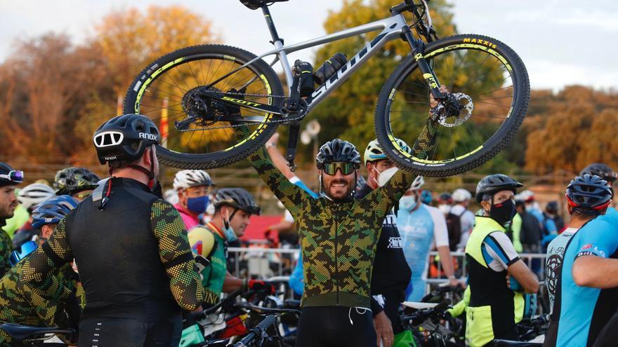 La MTB Guzmán el Bueno de ciclismo vuelve con 3.500 participantes