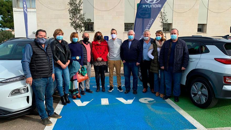 VIVe, el carsharing 100% eléctrico de Hyundai llega a Mallorca de la mano de Proa Automoción