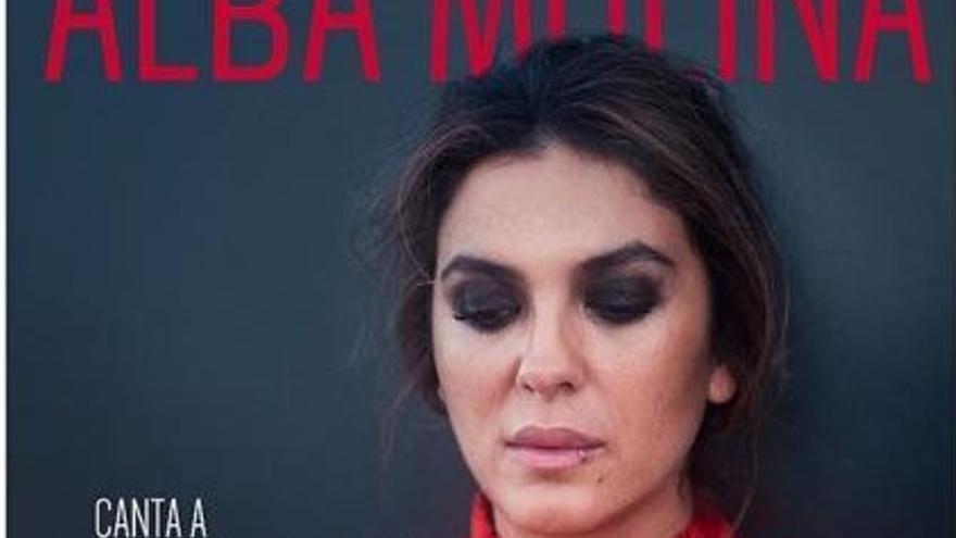 """Alba Molina canta a Lole y Manuel en """"Las Noches de Toro"""""""
