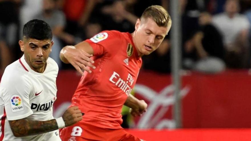 Toni Kroos amplía su contrato hasta 2023