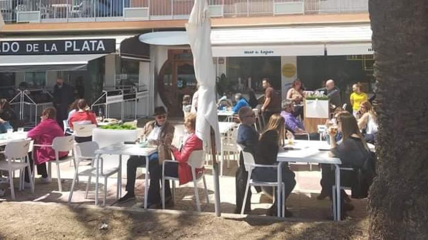 Ocupación del 52% en Cullera