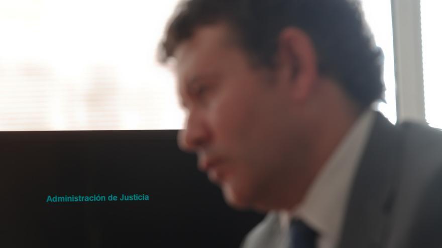 La junta de jueces de Avilés proclama hoy a Joaquín Colubi como nuevo decano