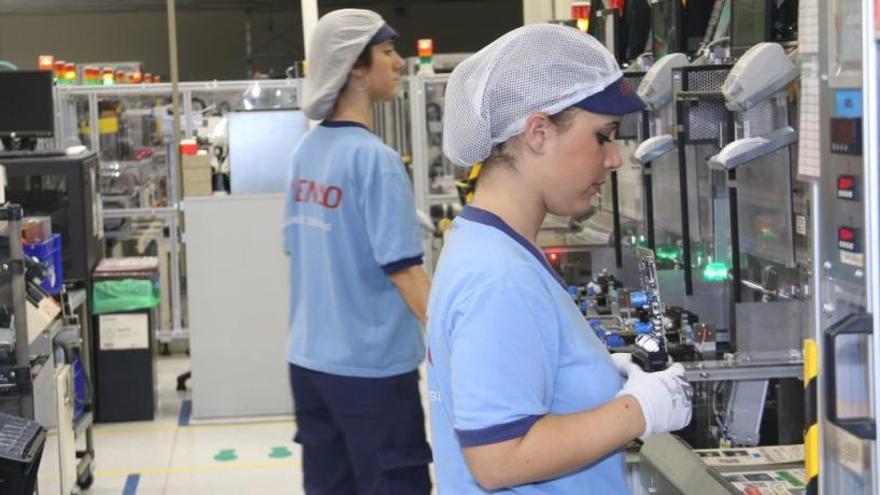 La planta de Denso preveu facturar 450 milions el 2025 i ja prepara noves inversions