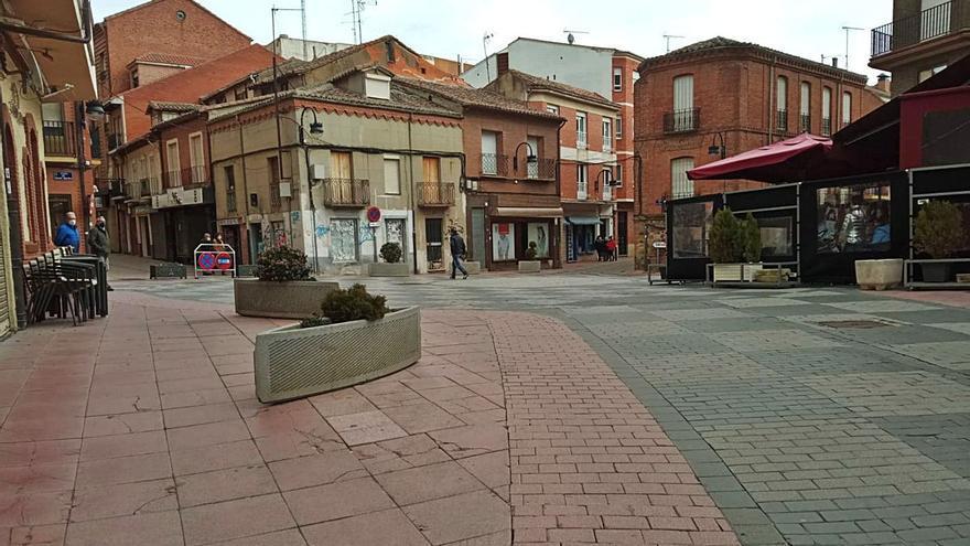 Benavente remodelará el saneamiento y el pavimento de dos espacios céntricos