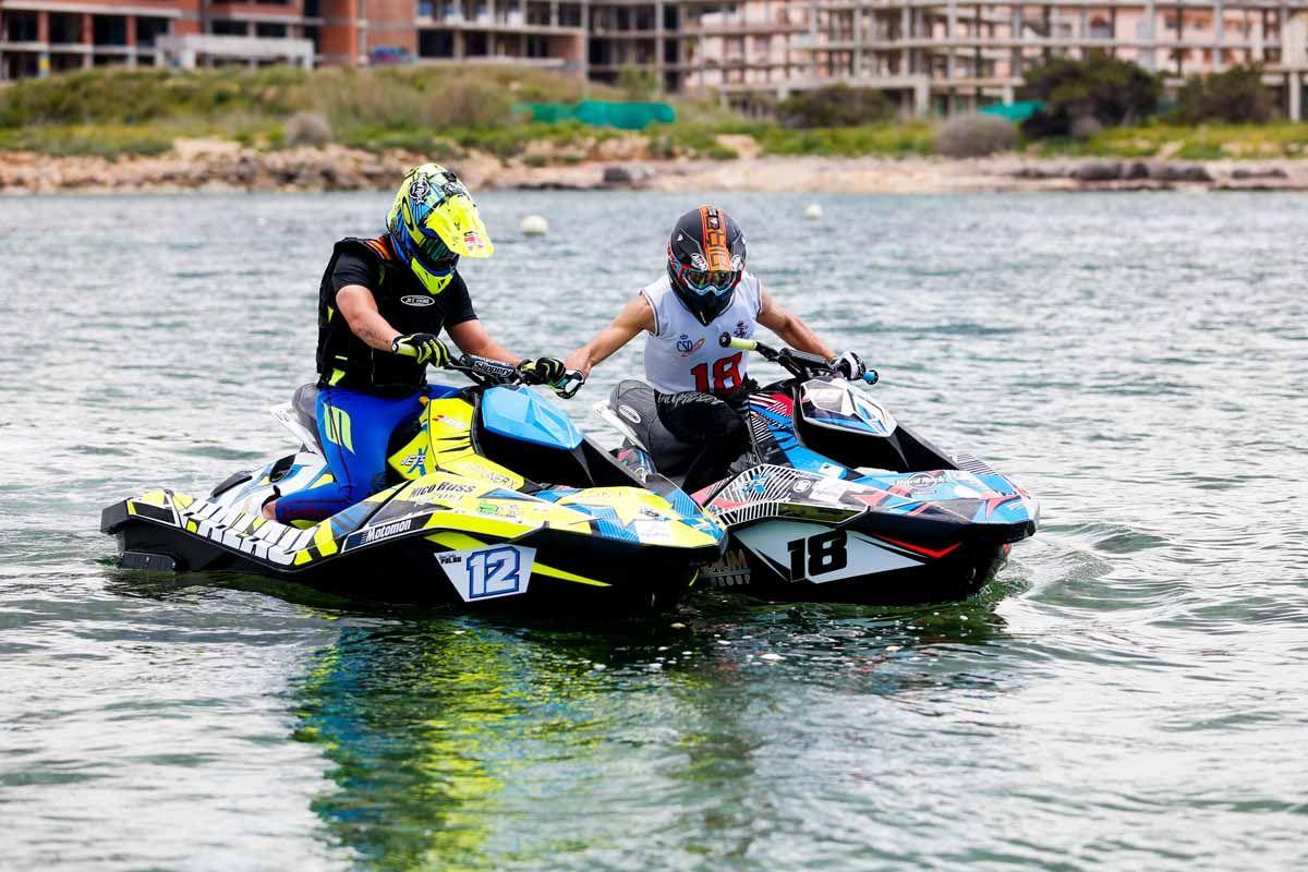 Motonáutica: Juan Carlos Palau y Álex Prats aspiran a los mismos objetivos