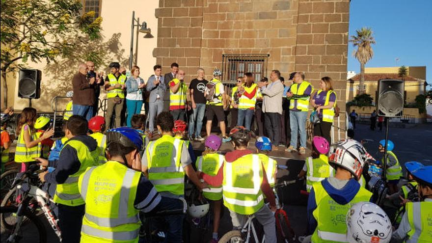Tenerife por la Bici realiza más de 70 aportaciones para mejorar la Ordenanza Ciclista