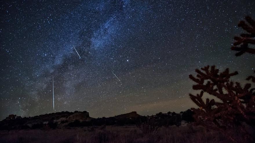 Cuándo y dónde ver la lluvia de estrellas de las Dracónidas