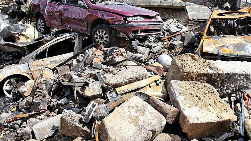 El juzgado extiende la responsabilidad de la explosión de Paramos a la aseguradora