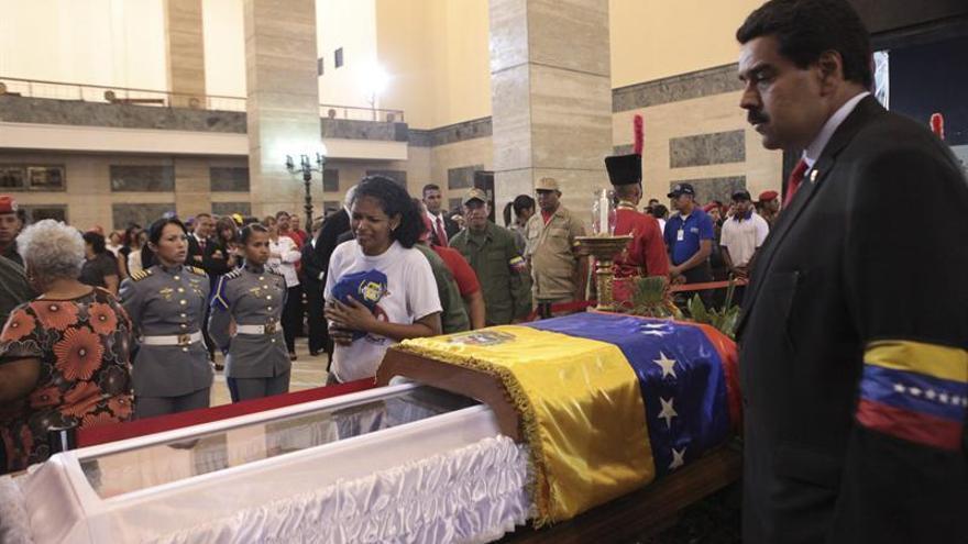 """Maduro sobre Chávez: """"No ha habido líder en la historia más vilipendiado"""""""