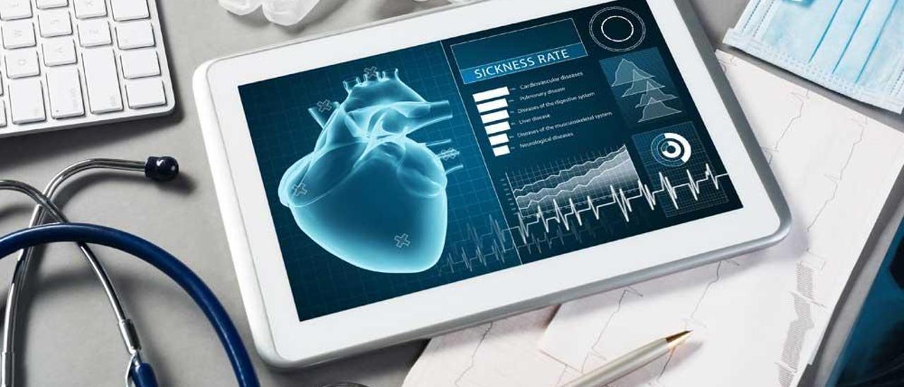 La tecnología al servicio de nuestra salud.