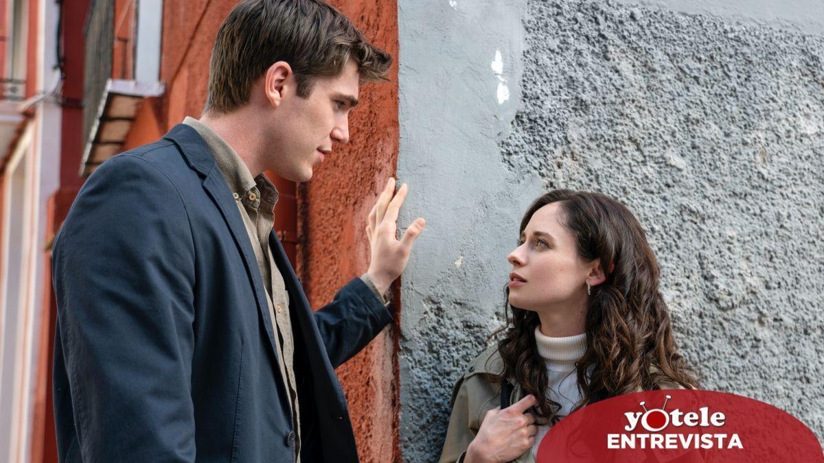 Eric Masip y Elena Rivera en una escena de 'Alba'.