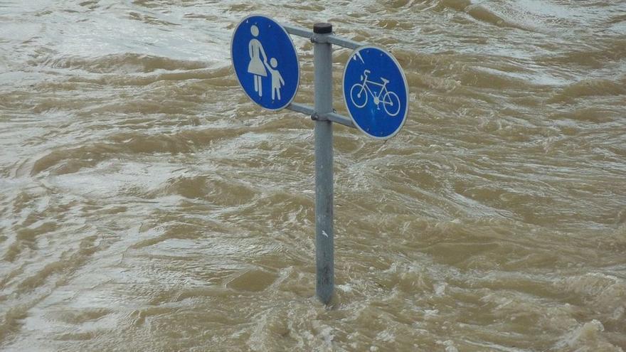 ¿Qué lugares de Castellón pueden inundarse ante el aumento del nivel del mar?
