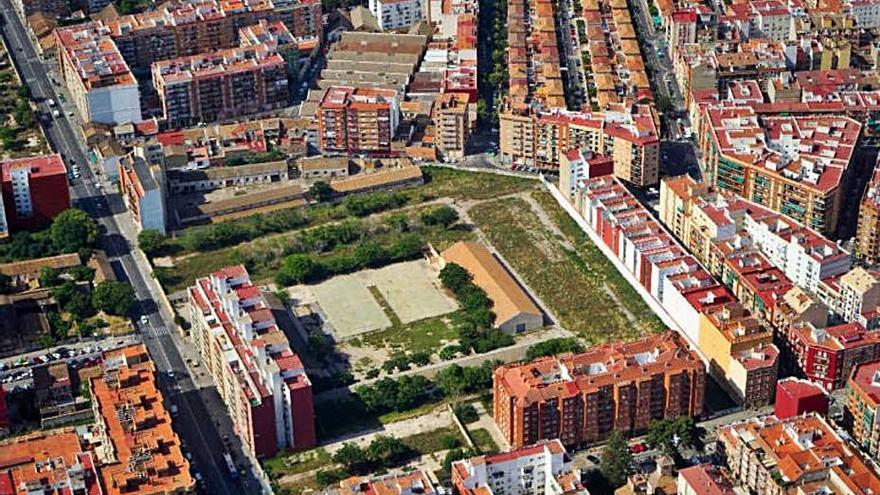 Arranca la urbanización del parque de Ingenieros con 450 viviendas