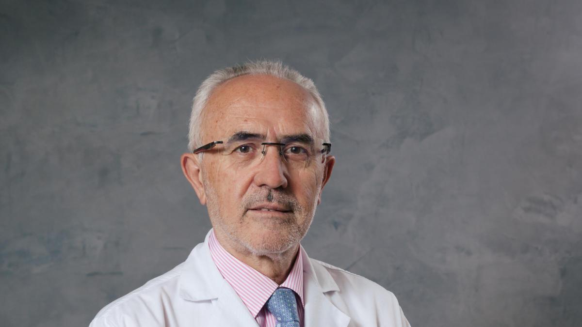 Doctor Vicente Guillem, Jefe de Servicio de Oncología Médica de la Fundación IVO.