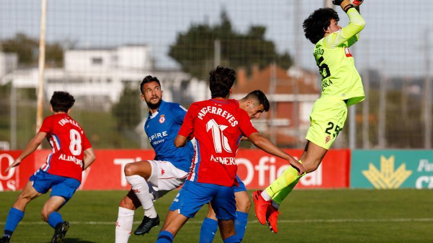Aplazado el partido Cultural Leonesa-Sporting B