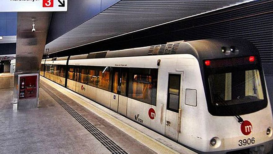 La Pobla considera inviable  el desdoblamiento del metro