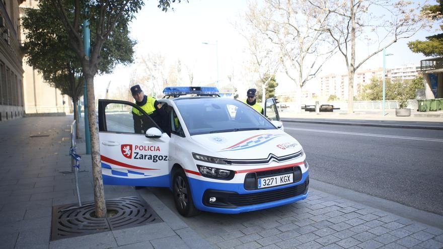 Detenidas dos personas en Zaragoza por agredir a su madre y pareja respectivamente