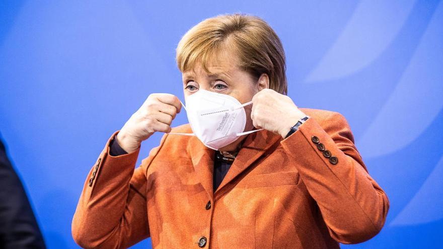 Alemanya oferirà una tercera dosi de la vacuna a la població vulnerable a partir del setembre
