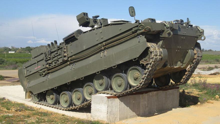 El Batallón de Zapadores de la BRI X de Córdoba participa de nuevo en Sevilla en las pruebas del VCZ 'Castor'