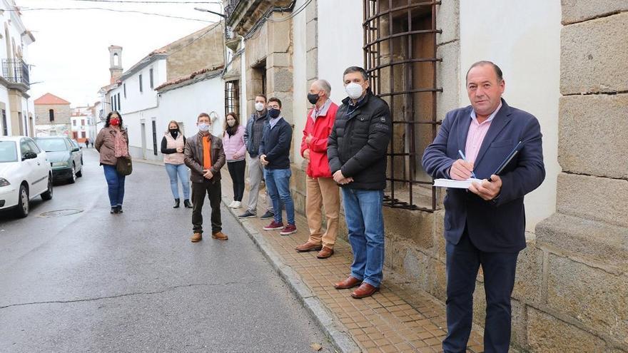 El Ayuntamiento de Belalcázar se hace con la Casa Grande de Corpus Barga