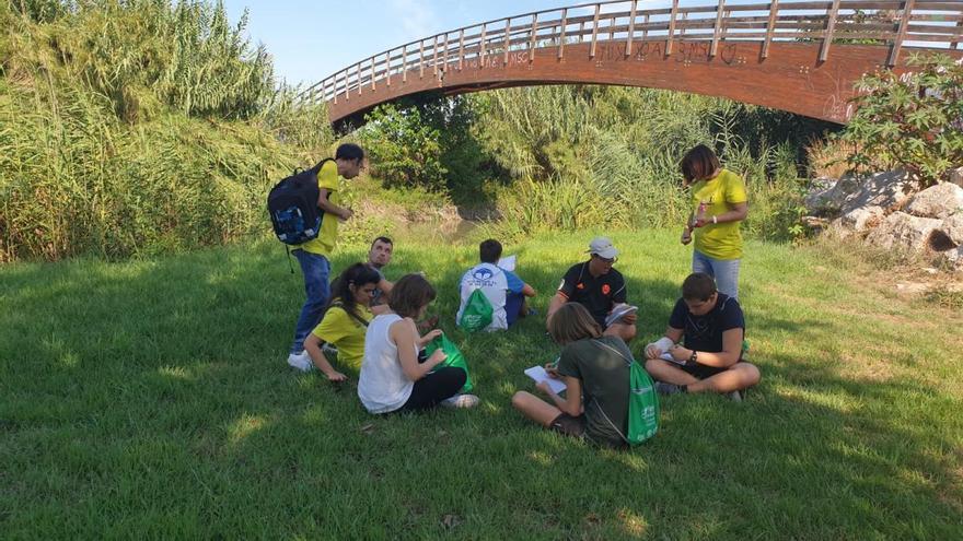 Quart imparte un curso de formación medioambiental para jóvenes con discapacidad