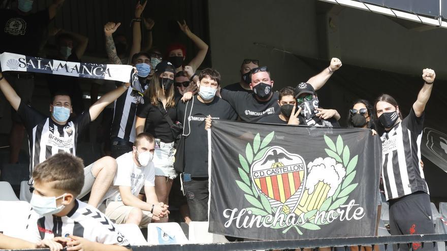 Castalia recuperará el 100% de su aforo a partir del próximo partido del Castellón