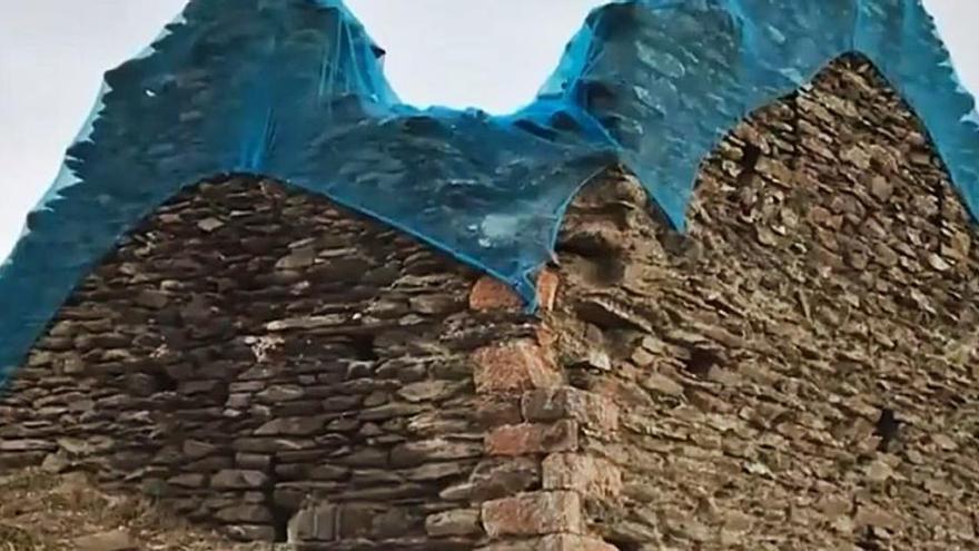 Alp es proposa recuperar la torre medieval de vigilància de la Molina