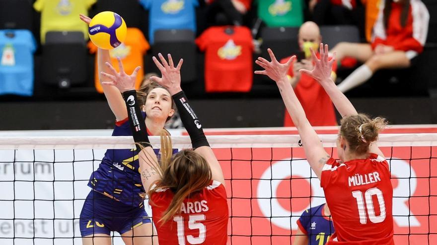 La España de Raquel Montoro diseña su plan de trabajo de cara al Europeo de voleibol