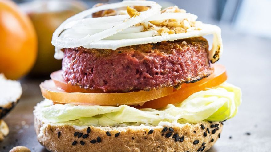 La hamburguesa vegana favorita de los carnívoros