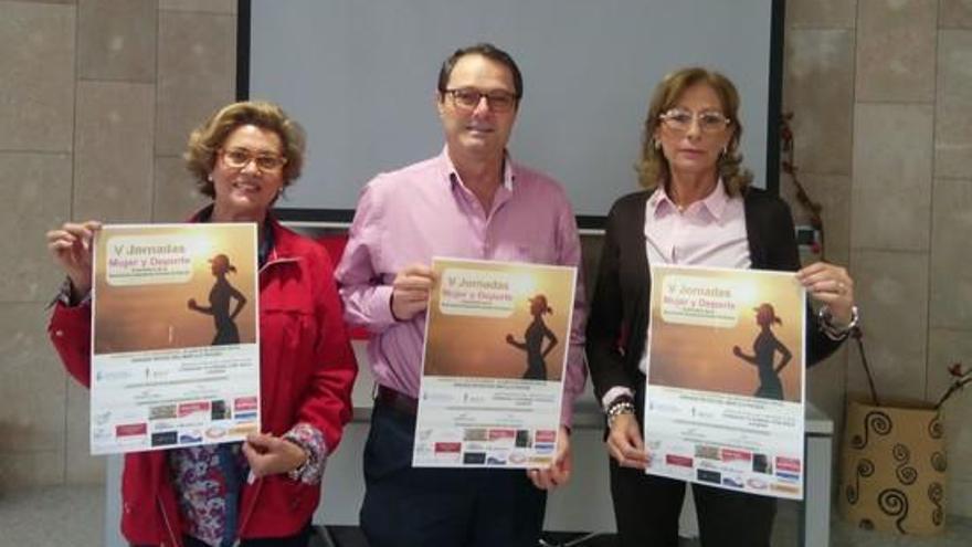 La V Jornada de Mujer y Deporte de San Pedro recauda 2.410 euros para la lucha contra el cáncer
