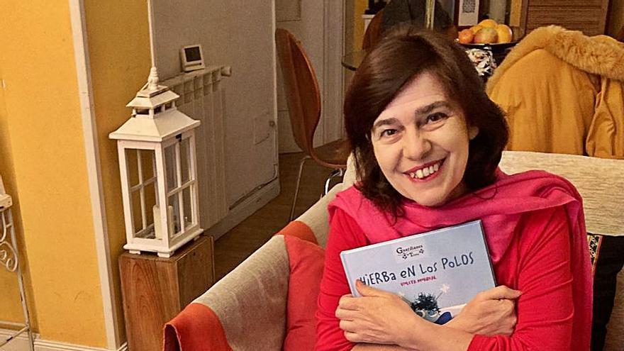 """Violeta Monreal: """"Los niños tienen que aprender a decir no a un libro si no les gusta"""""""