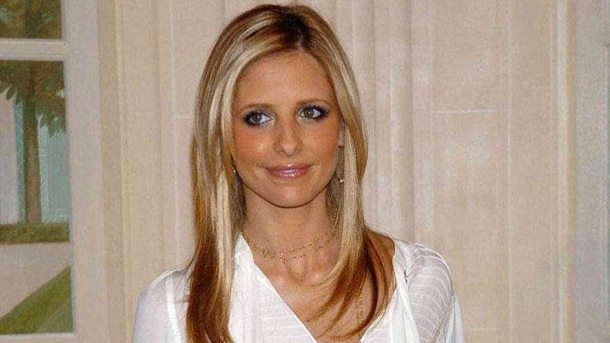 Sarah Michelle Gellar, 'Buffy Cazavampiros', prepara su retorno a la televisión