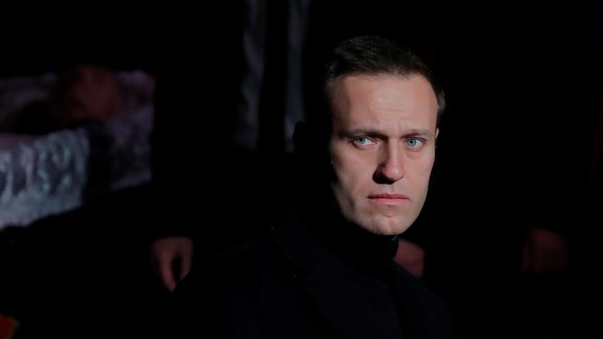 Navalni, recluido en una cárcel de Vladímir, al este de Moscú
