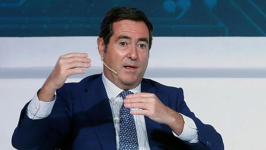 La CEOE pide cambiar la ley para agilizar el reparto de fondos europeos