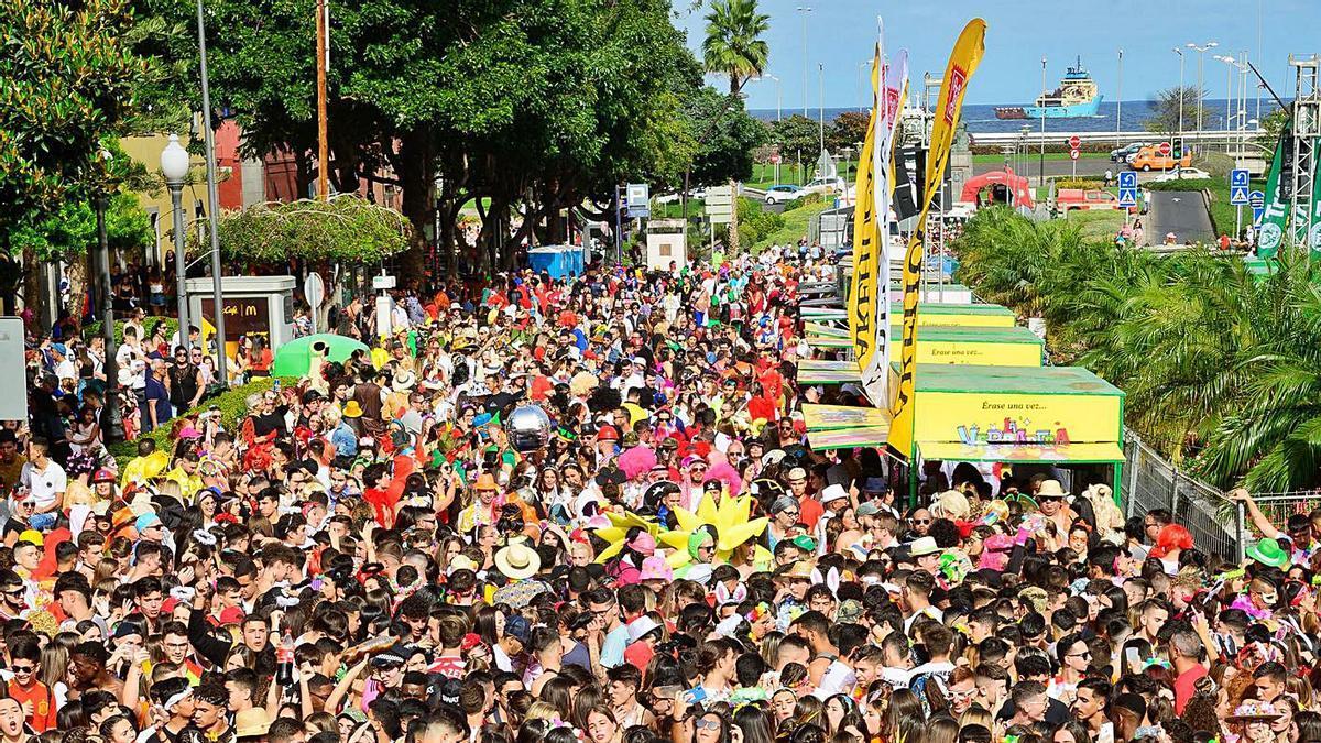 El Carnaval de Día de Vegueta, ante el juez tras la demanda vecinal