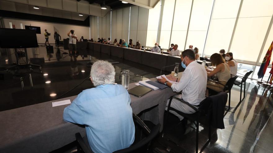 El Consejo Social debate en estos momentos dónde levantar el Palacio de Congresos de Elche