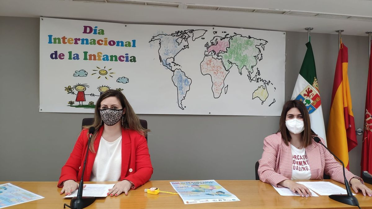 Miajadas celebra el Día Internacional de la Infancia.