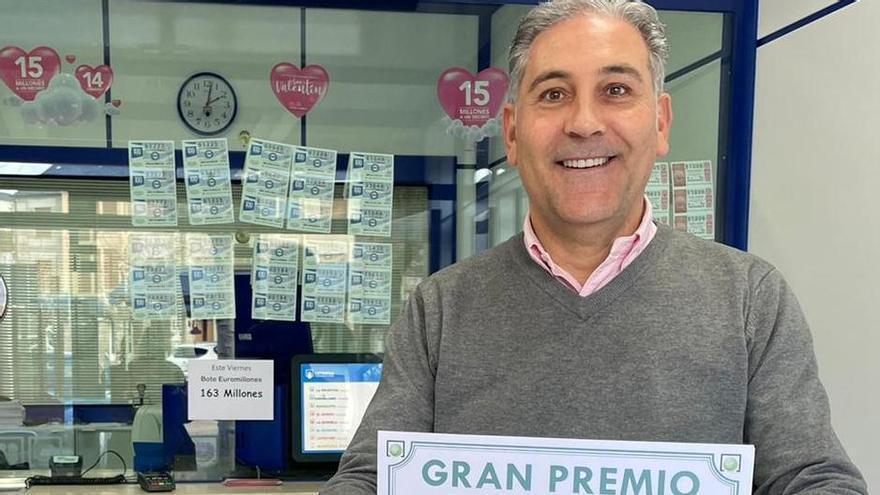 El Joker de la Primitiva deja 10.000 euros en El Puente