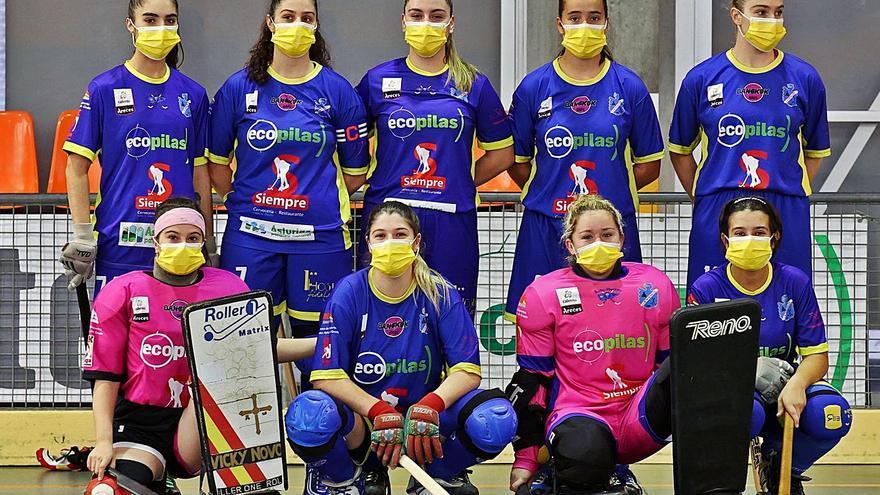 El hockey sobre patines en Grado: La heroica lucha por la salvación de los dos Areces
