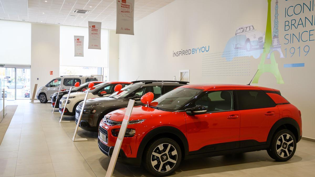 Ofertas en vehículos de Citroën, DS, Hyundai, Kia, Nissan, Opel, Peugeot y Mazda