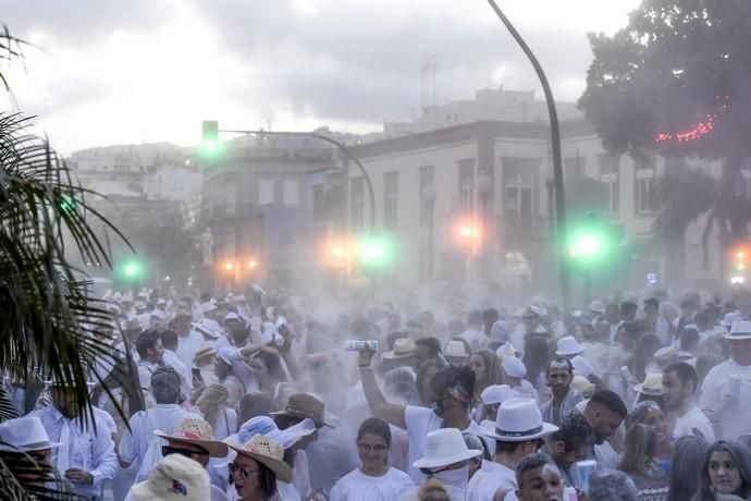 LAS PALMAS DE GRAN CANARIA  04-03-19  LAS PALMAS DE GRAN CANARIA. CARNAVAL 2019 LAS PALMAS DE GRAN CANARIA. Carnaval tradicional LPGC 2019. Polvos. FOTOS: JUAN CASTRO