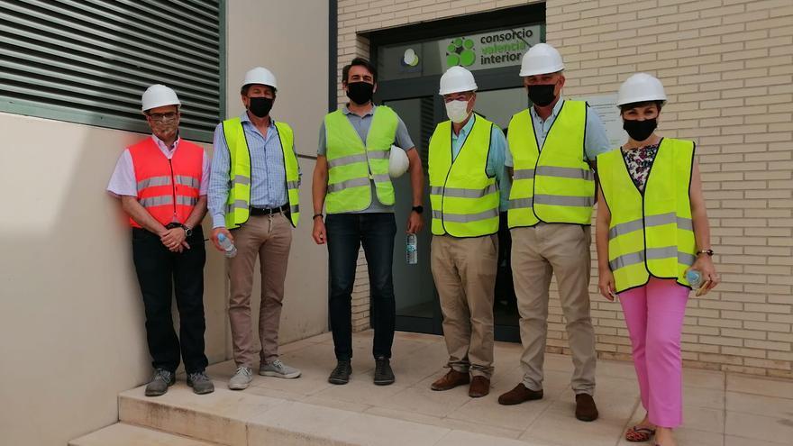 El plástico de las plantas del Consorcio Valencia Interior servirá para generar combustible para barcos