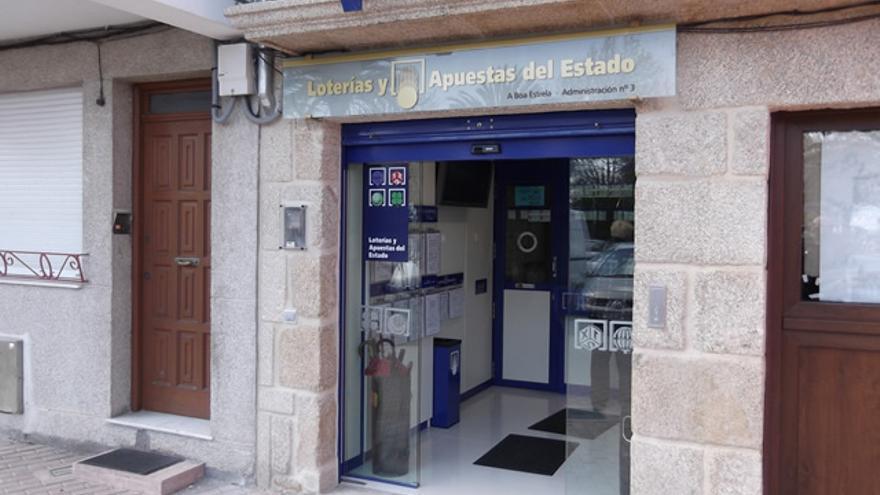 Galicia se lleva el primer premio de la Lotería Nacional